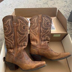 Women's size 7 Durango boots